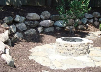 Woody's Lawn & Landscape Lincoln, NE | Fire Pit