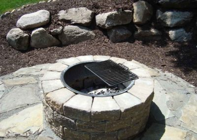 Woody's Lawn & Landscape Lincoln, NE | Fire Bowls