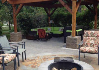 Woody's Lawn & Landscape Lincoln, NE | Outdoor Living